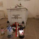 Grób Edwarda Raczyńskiego w Rogalinie