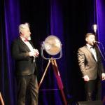 Dwóch tenorów na scenie