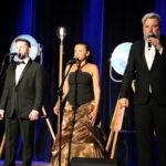 Trio wokalne na scenie